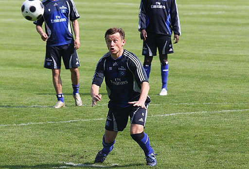 Ivica Olic Training