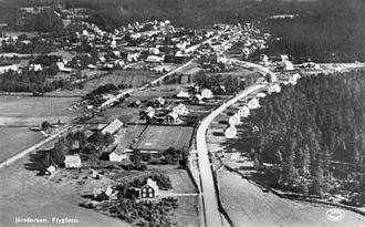 Järnforsen - Järnforsen in 1937