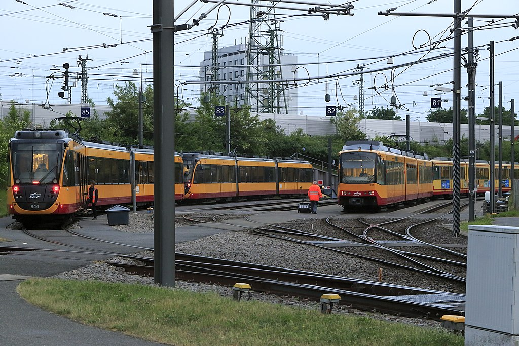 Karlsruhe Albtalbahnhof