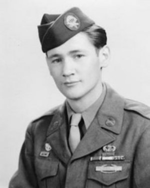 Jack Agnew - Private First Class John Agnew