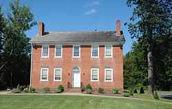 JACOB PLEDGER HOUSE, MIDDLETOWN, MIDDLESEX COUNTY, CT.jpg