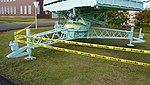 JASDF J TPS-100 Radar(Antenna unit) outrigger at Iruma Air Base November 3, 2014 01.jpg