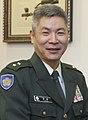 JGSDF Major General Tomofusa Harada 原田智総陸将補 (US Marine Corps photo 160307-M-MZ762-053 Japanese Ground Self-Defense Force and U.S. Marine Corps Sign Official Koa Dragon Documents).jpg