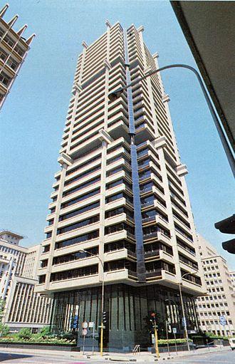 Standard Bank Centre - The Standard Bank Centre, Fox Str