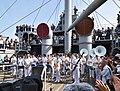 JMSDF Band Concert on the Memorial Ship Mikasa.jpg