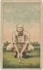 Jack Glasscock, Indianapolis Hoosiers, baseball card portrait LCCN2007680765.tif