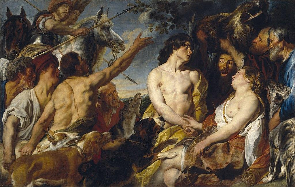 La increíble historia de Atalanta, la gran cazadora griega que fue criada por osos