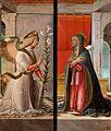 Jacopo Da Montagnana - The Archangel Gabriel and the Virgin Annunciate - WGA11904.jpg