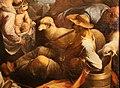 Jacopo bassano, adorazione dei pastori, 1553-54, 02 pastore tra pecore.jpg