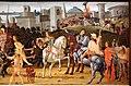 Jacopo del sellaio, tarquinio prisco entra a roma, 1470 ca. 04.jpg