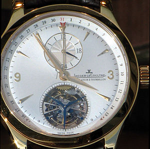 Jaeger-Lecoultre watch