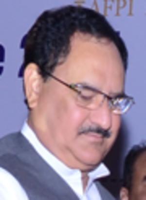 Jagat Prakash Nadda - Jagat Prakash Nadda