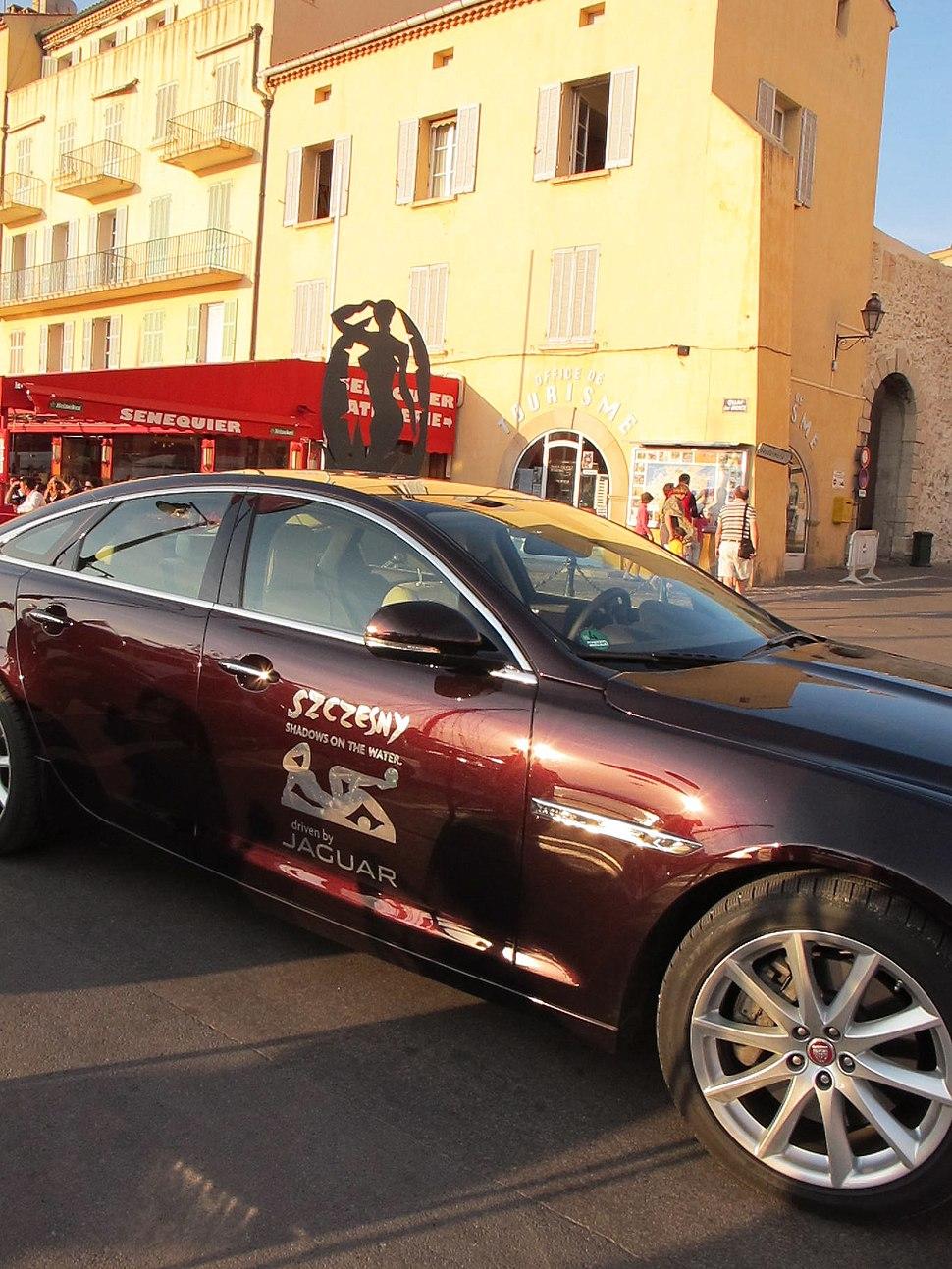 Jaguar Car Art