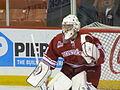 Jake Allen in net with Montreal Juniors 2008.jpg