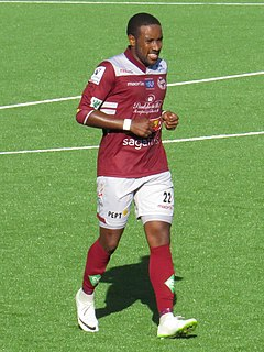 Jamar Dixon Canadian professional soccer player