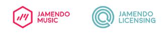Jamendo - Jamendo Licensing and Jamendo Music logo