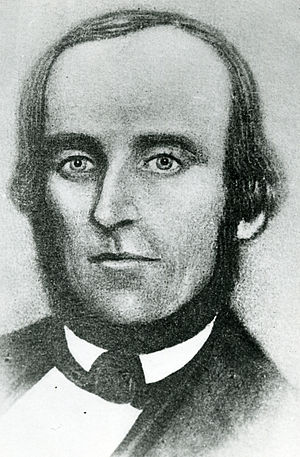 James Clarke (Iowa politician) - Image: James Clarke, gov, editor