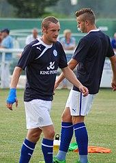 Jamie Vardy - Wikipedia