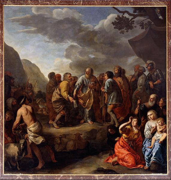 File:Jan van Bronchorst - Jethro advising Moses - Google Art Project.jpg