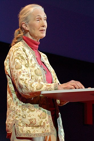 Jane Goodall - Goodall at TEDGlobal 2007