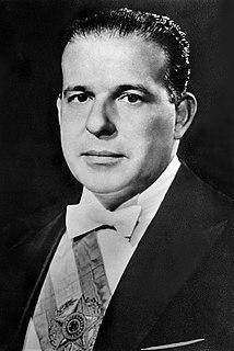 João Goulart 24th President of Brazil