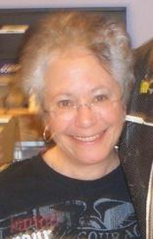 Janis Ian - Ian at a Borders book signing in 2005