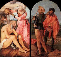 Albrecht Dürer: Jabach Altarpiece