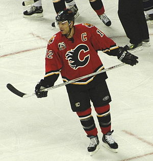 Calgary Flames - The performance of Jarome Iginla was one of the team's few bright spots during its seven-year playoff drought.
