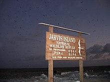 ジャーヴィス島