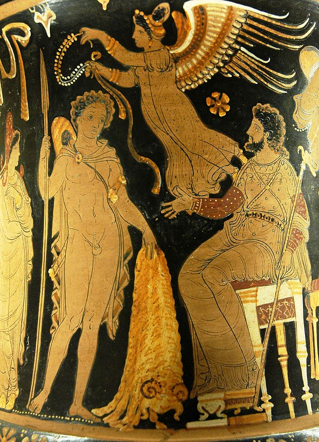 [Comentários]Saint Cloth Myth EX - Soul of Gold Mu de Áries 640px-Jason_Pelias_Louvre_K127