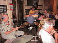 Jazz Campers at Preservation Hall Drums Sousaphone.jpg