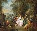 Jean-Baptiste Pater - Repose in a Park.jpg