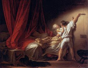Image illustrative de l'article Le Verrou (Fragonard)