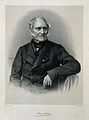 Jean Cruveilhier. Lithograph by L. P. Lasnier, 1865, after T Wellcome V0001368.jpg