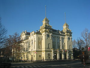 Jelenia Góra, Poland: Teatr im. Cypriana Kamil...