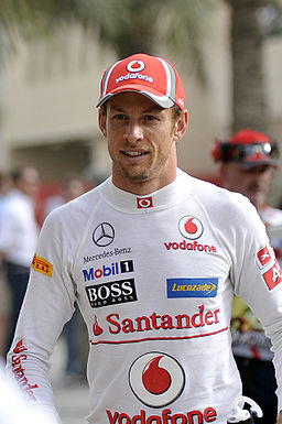 Jenson Button bahrain 2012