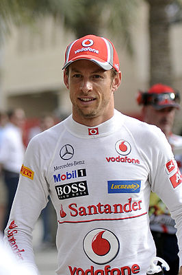 Jenson Button in 2012