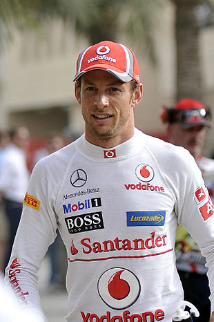 Jenson Button en 2012.