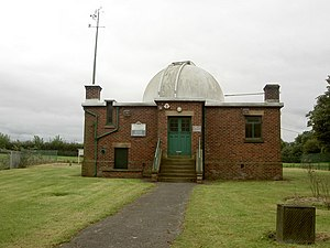 Jeremiah Horrocks - Jeremiah Horrocks Observatory on Moor Park, Preston