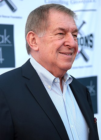 Jerry Colangelo - Colangelo at a fundraiser hosted by Tony La Russa in Phoenix, Arizona