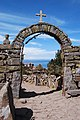 Jezero Titicaca - ostrov Taquile - panoramio.jpg