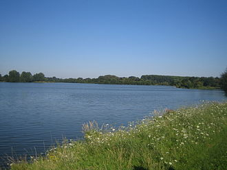 Villeneuve-d'Ascq - Image: Jielbeaumadier lac heron 3 2007