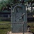 Jimmie Rodgers memorial in Highland Park Meridian, MS.jpg