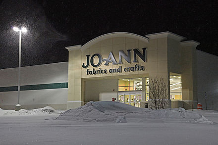 Jo Ann Fabric And Craft Store Locations | Craft Area