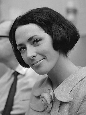Joan Haanappel - Joan Haanappel in 1981