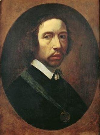 Job Adriaenszoon Berckheyde - Selfportrait.