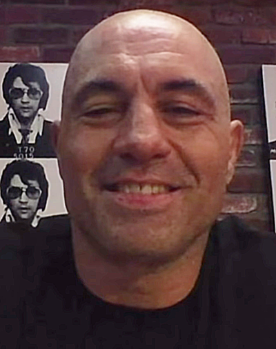 Joe Rogan, American martial artist, podcaster, sports commentator and comedian