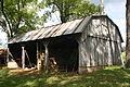 Joel Dreibelbis Farm Wood Shed.JPG