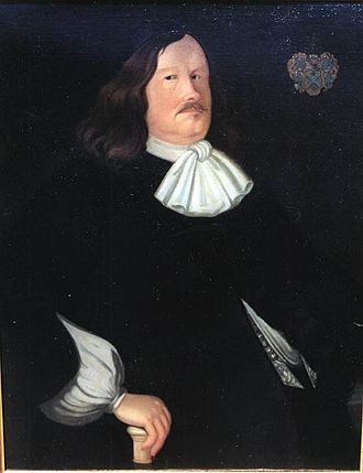 Johan Björnsson Printz - Johan Printz, Governor of New Sweden