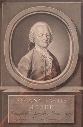 Johann Jacob Moser